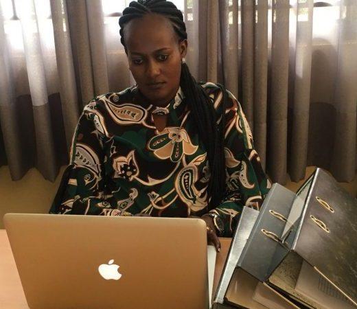 Alice Imanzi – Finance & HR