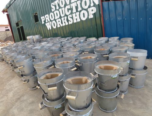 Easing lives of CHH with Energy saving cooking stoves