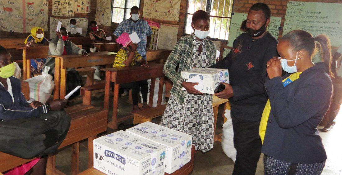 Today, SFR  in coalition with RwandaNGOForum
